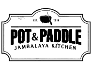 pot & paddle border
